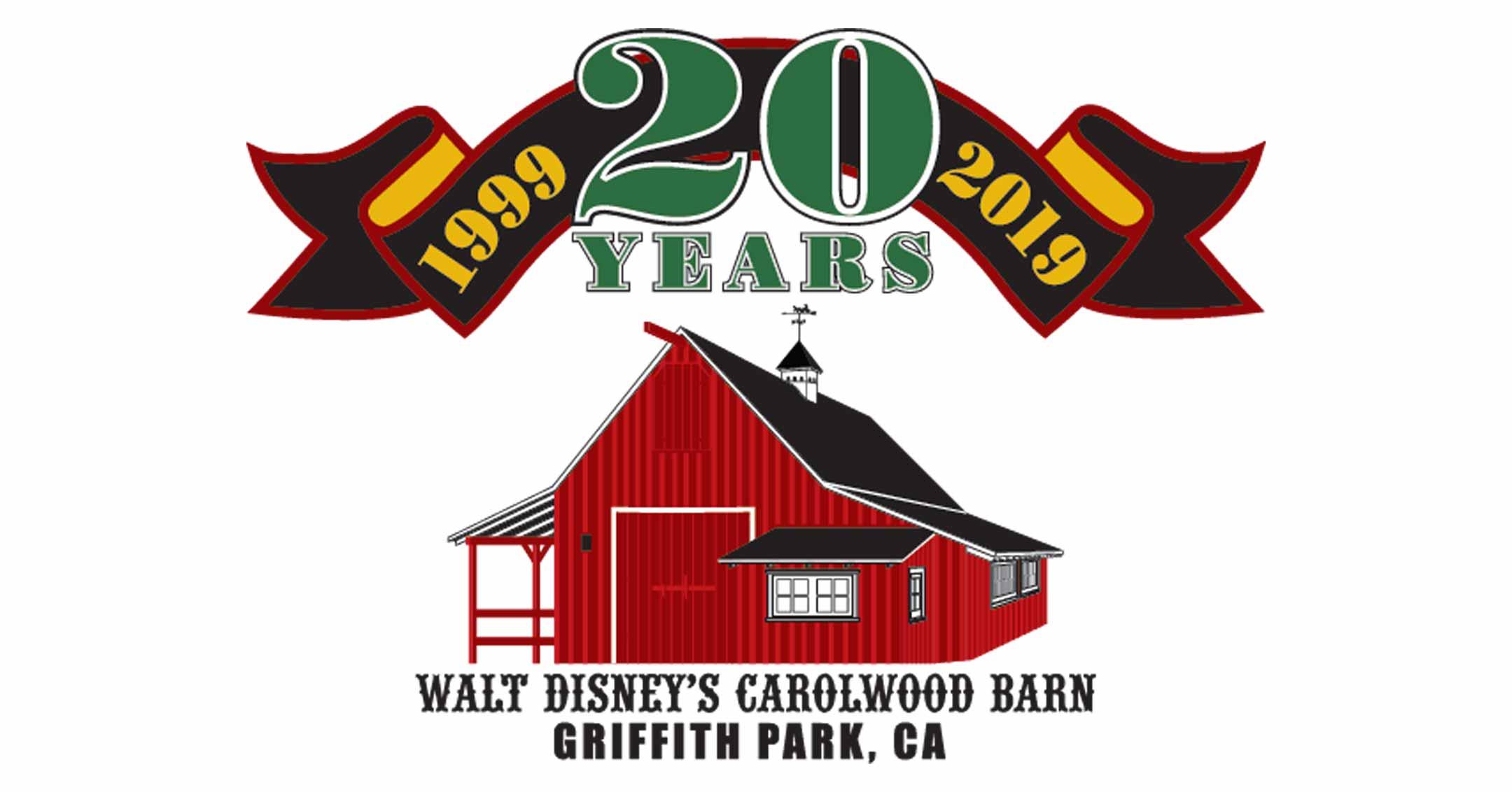 Walt Disney's Carolwood Barn 20th Anniversary Celebration | Carolwood.org