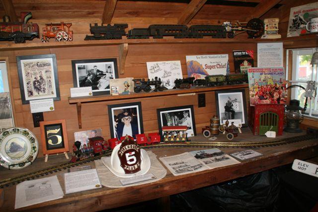 Ward Kimball Collection | Carolwood.org