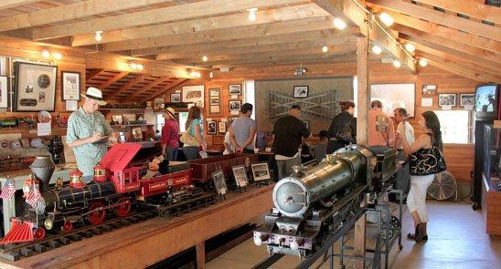 Inside the Barn | Carolwood.org